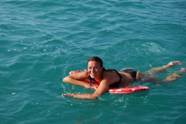 Lake Huron's Pristine Water
