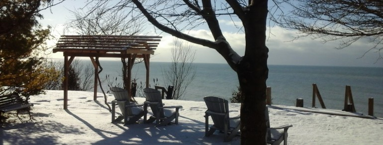 Winter at the Cottage